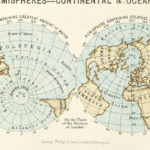 Hemisphere Map